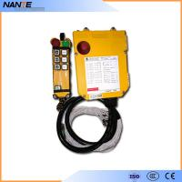 Quality Lightweight Power & Full Distant Industrial Wireless Hoist Remote Control For Hoisting Equipment for sale