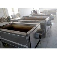 Brush Roller Potato Washing Machine Speedy No Limitation For Long Shape Fruit Manufactures