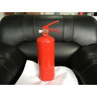 Safety 2KG BC ABC Rated Fire Extinguisher With Spring Pressure Gauge