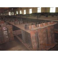 Heavy Duty Structure Steel Warehouse With AWS BS EN ISO Certificate Manufactures