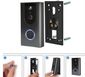 2018 doorbells support 32GB TF card video door bell Smart Doorbell,wireless doorbell,wireless door bell Manufactures