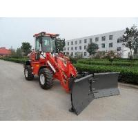 Wheel Loader ZL15F with Snow Plow Manufactures