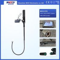 China IP68 Flexible Under Vehicle Inspection Camera LCD Display DVR Function on sale