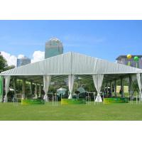 Self-Cleaning Pagoda Shade Shelter Canopy / Arch Pagoda Tent With Half Wall Manufactures