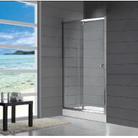 China Frosted Glass Enclosed Showers , Custom Bathroom Shower Cabinets on sale