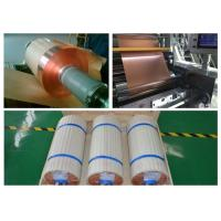 RoHS Soft Copper Sheet Roll , 100 - 5000kg / Roll Copper Foil Sheet Roll Manufactures