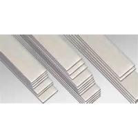 DIN 17440  300 Series 1mm OD 6000mm length Stainless Steel Flat Bar for construction, textile, medicine  Manufactures