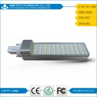 professional produce led lights competitive price G24 led PL lamp10w Manufactures