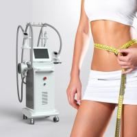 Multifunction Vacuum Skin tightening and face lifting rf and cavitation slimming machine with infrared rolling Manufactures