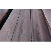 Quality Oak Wood Plywood Veneer Sheets Flat Cut / Veneers Wood Sheet for sale
