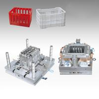 Plastic Storage Basket For Home Appliance Injection Mold And Household Supplies Manufactures