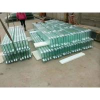 6mm 7mm Tempered U Shape Glass for Interior and Exterior Walls Manufactures