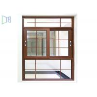 Fly Screen Aluminium Sliding Windows Waterproof For Building Project System Manufactures
