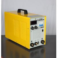 Eleletric Mosfet TIG Inverter Welder , Single Phase Welding Machine 0.73PF Manufactures