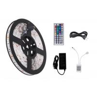 Outdoor Led Tape Lights Waterproof , 5050 Led Strip Lights With Remote Manufactures