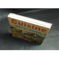 Saddle Stitch Hardcover Book Printing Manufactures