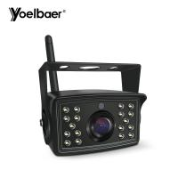 China Mobile Wifi Connected APP Camera Wireless Rear View Camera Truck Bus CCTV Camera on sale