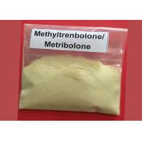 Medicine Grade Beginner Muscle Building Tren Anabolic Steroid Powder Methyltrienolone 965-93-5 Manufactures