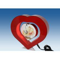 Professional Heart Shape Advertising Display Stand For Promotion Manufactures