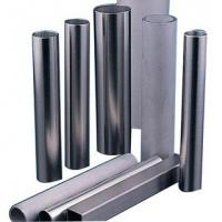 202 301 304 316L Welded Stainless Steel Round Pipe / Tube For Liquid Conveying Manufactures