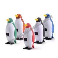 Mini Portable Wireless Cell Phone Speakers Penguin Model With TF Card Manufactures