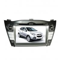 HYUNDAI IX35 Built-In GPS Navigation Systems For Cars Steering Wheel Control Manufactures