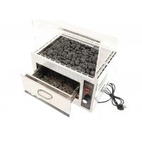 Quality Snack Bar Equipment Sweet Potatoes Baking Machine With Heat-Retaining Pebbles for sale