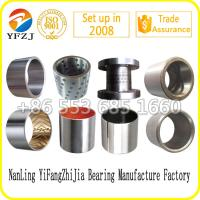 slide bearing from factoy steel sleeve /  stailess steel / steel bushing Manufactures