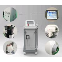 High Tech Multifunction three wavelengths 755nm 808nm 1064nm diode laser hair removal system Manufactures
