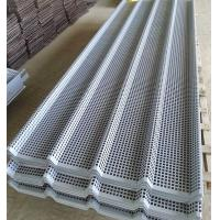 perforated corrugated metal panels galvanized perforated metal sheets Manufactures