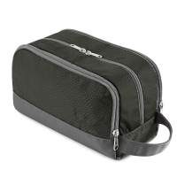Waterproof Compact Nylon Travel Cosmetic Organizer Manufactures