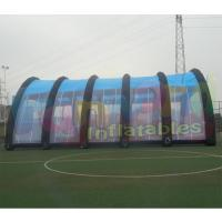 Buy cheap Customized Inflatable Paintball Field Mobile Lnflatable Paintball Tent from wholesalers