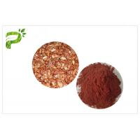 Dietary Supplement Peanut Extract Proanthocyaindins PACs Dark Red Color Manufactures