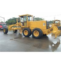 Quality New Painting Cat 140g Motor Grader Caterpillar Engine 134.2 Kw Power for sale