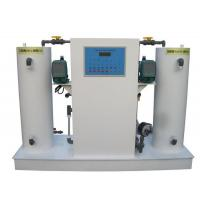 Disinfection Device Chlorine Dioxide Generator , Sodium Hypochlorite Dosing Device Manufactures