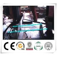 Buy cheap Automatic Box Beam Production Line , H Beam Angle Metal Band Saw Machine from wholesalers