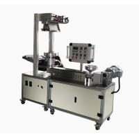 PP PE Plastic Film Extruder And Bolowing Machine , Mini Film Blowing Machine Manufactures
