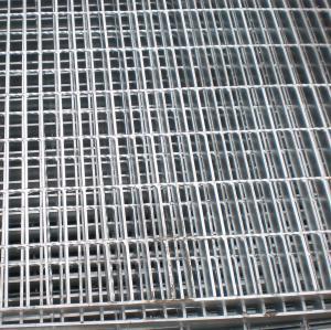 ANSI /NAAMM(MBG531-88) galvanized steel grating Manufactures