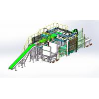 Buy cheap High Level Palletizer with Automatic Palletizer Machine for 25kg-50kg Bag Type Products from wholesalers