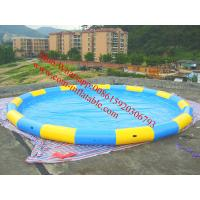 large inflatable water slide pool best selling inflatable adult swimming pool Manufactures