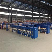 Auto Annealing Machine With Hot Dip Tinning , Hairbrush Wire Placing Induction Brass Annealing Machine Manufactures