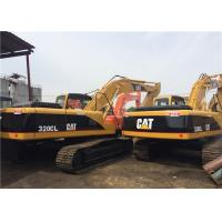 20 Tonne Second Hand Excavators 90% UC , Cat 320 Excavator 3 Years Guarantee Manufactures