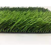 Thick Soft Artificial Turf Soccer Field , Outdoor Putting Green Artificial Grass Roll Manufactures