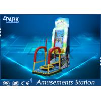 HD LCD Coin Operated Arcade Machines Single Player Ski Simulator Game For Commercial Mall Manufactures