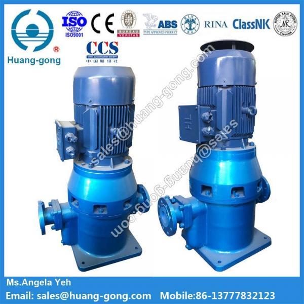 Quality 65CLZ-5.5 Water pump Marine Vertical Self-Priming Centrifugal Pump(35m3/h) for sale