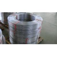 Stainless Steel Coil Tubing DIN 17458 EN10216-5 TC1 1.4301 / 1.4307 / 1.4401 / 1.4404 Manufactures