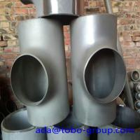 Seamless or weld Stainless Steel Tee 310s 9 04l A815 S31803 S32205 2205 F51 Manufactures
