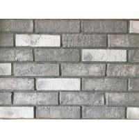 Environmental Protection Faux Exterior Brick With Surface Texture Manufactures