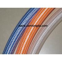 """Knitted PVC Hose for Water & Garden spraying,1/2"""" with 100m per roll Manufactures"""