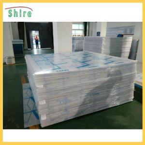 Polycarbonate Sheet Plastic Protection Film Hot Temperature Endurable Manufactures